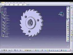 catia video tutorial 4 - YouTube