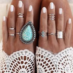 worldofsw:  The Opal Bohemian Bardot, in Silver - Now back in stock at samanthawills.com - image by @gypsylovinlight -SWx #samanthawills