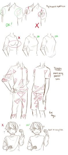 Clothing sketches help Related posts: Female hairstyle sketches This illustrator sketches people as anime character and the result is impressive Art Sketches Ideas – Pencil Drawing Studies – … Drawing Lessons, Drawing Techniques, Drawing Tips, Drawing Sketches, Drawing Ideas, Manga Drawing, Anime Drawing Tutorials, Drawing Meme, Body Sketches