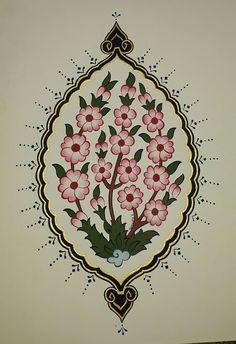 Tree Of Life Painting, Diy Painting, Islamic Art Pattern, Pattern Art, Paisley Art, Indian Flowers, Iranian Art, Madhubani Painting, Arabic Art