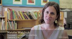 New Schools That Work video! Dialogue circles, arts programming, and team-building activities create a positive school culture and support academic growth at Glenview Elementary School.