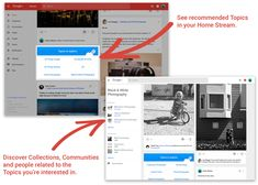 Google Releases 'Topics' for Google+ to Boost Content Discovery https://blogjob.com/socialmediablogs/2017/04/28/google-releases-topics-for-google-to-boost-content-discovery/