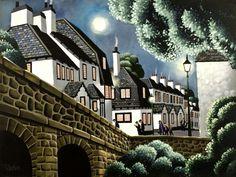 George Callaghan  (b.1941)  — (736×555)