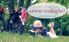 Summer Reading Inspiration For Every Mom