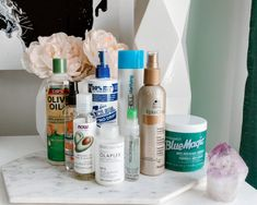 The Best Relaxed Hair Products You Need Now - Style Domination