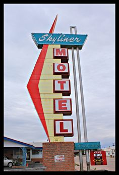 Skyliner Motel.......Stroud, Oklahoma