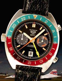 The Haslinger Heuer Collection | The Home of Vintage Heuer Collectors