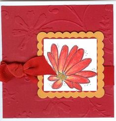 Catherine's money holder card by Karen2mire - Cards and Paper Crafts at Splitcoaststampers