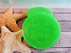 Desert Ghost Flower Loofah Soap Our loofah soaps are a great way to get those feet ready for flip flop season! They also work great for elbows, knees and other