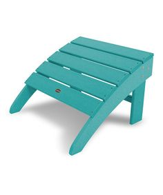 Aruba South Beach Adirondack Ottoman