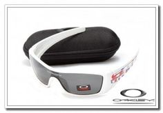 oakley batwolf sunglasses white / black iridium for sale