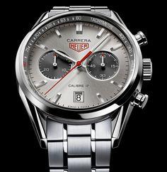 Uiii. A Heuer watch. Super nice!