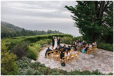 MEGAN & ALEC'S VENTANA INN WEDDING IN BIG SUR