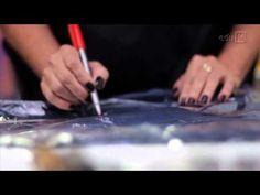 Faça moldes de roupa aprendendo modelagem com Alana Santos Blogger - YouTube Fes, Love Sewing, Sewing Techniques, Sewing Clothes, Sewing Hacks, Sewing Patterns, Alana Santos, Fabric, Bermuda Short