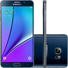 "Submarino Smartphone Samsung Galaxy Note 5 Desbloqueado Android 5.1 Tela 5.7"" 32GB 4G 16MP - R$2.591,19"