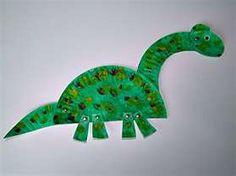 131 Best Kids Crafts Dinosaurs Images Infant Crafts Activities