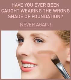 How to Match Foundation