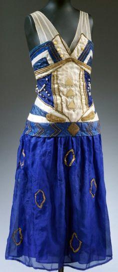 Léon Bakst - Ballets Russes - Costume - Shéhérazade - 1910