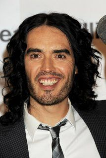 russell brand - spotted at the beverly hills hotel polo lounge...
