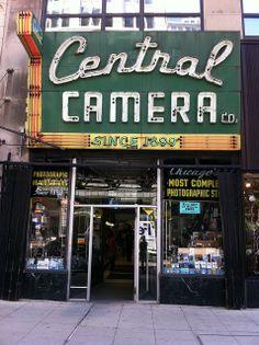 Central Camera, Chicago