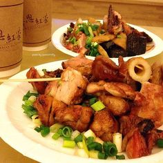 Taiwanese grilled foods