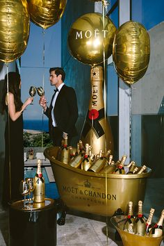 Moët & Chandon So Bubbly Bath Event - Moët Hennessy®