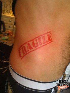 haha Fragile