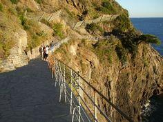 Liguria, Cinque Terre, Riomaggiore