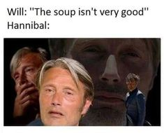Hannibal Quotes, Hannibal Funny, Nbc Hannibal, Hannibal Lecter, Hannibal Tv Series, Will Graham, Hugh Dancy, All I Ever Wanted, Book Tv