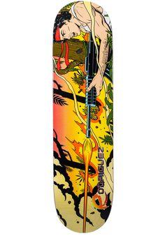 Primitive-Skateboards Rodriguez-Contra - titus-shop.com  #Deck #Skateboard #titus #titusskateshop