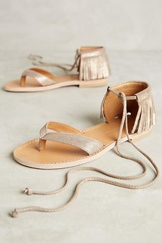 Morena Gabbrielli Esperance Sandals