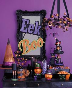 get your home in the halloween spirit 21 photos - Walmart Halloween Decorations