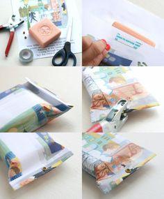 Gift soap packaging tutorial