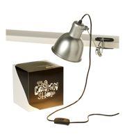 Luci Clamp Light. The Conran Shop. £49.95 www.conranshop.co.uk