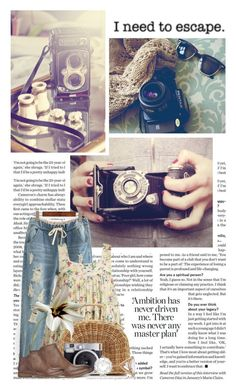"""Thru the lens I need to escape"" by queenrachietemplateaddict ❤ liked on Polyvore featuring Möve, Kayu, H by Hudson and Allurez"