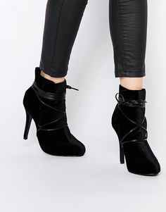 New Look.  #ankle #boots #shoes #affordable #heels