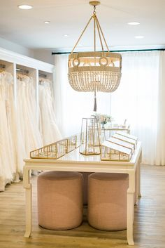 A Beautiful Bridal Experience at Garnish Boutique in Baltimore