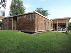 Galeria - Voluntários constroem centro comunitário com barro e junco em Guadalajara, México - 6