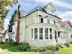 642 N Center St, Corry, PA 16407 | MLS #159827 | Zillow Historical Architecture, Mansions, House Styles, Home Decor, Decoration Home, Manor Houses, Room Decor, Villas, Mansion