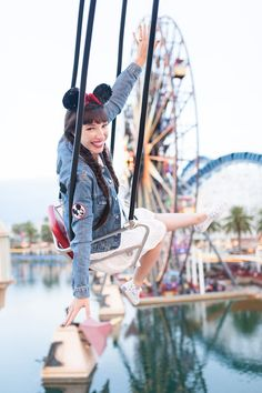 Silly Symphony Swings at California Adventure - 4 All Things Disney
