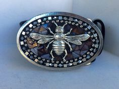 Mosaic Belt Buckle Bee Buckle Buckles for Women by camillaklein