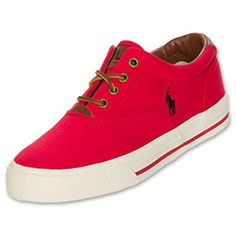The Women\u0026#39;s Polo Ralph Lauren Mira Casual Shoes - RED - Shop Finish Line today! Red \u0026amp; more colors. Reviews, in-store pickup \u0026amp; free shipping on select items.