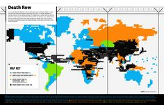 The Death Penalty Around the World