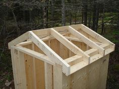 Plans For Wood Storage Shed Building An Outhouse, Building A Shed, Framing Construction, Shed Construction, Backyard Sheds, Outdoor Sheds, Lavabo Exterior, Diy Storage Shed Plans, Casas Containers