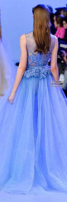 Elie Saab Spring 2014 Couture Collection - Page 3 of 4