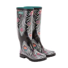 Fashionable Rainboot