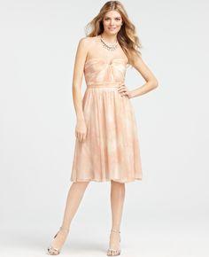 Treva's dress! Ann Taylor
