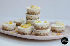 Lemon Cashew Tarts [Vegan, Raw, Gluten-Free] | One Green Planet