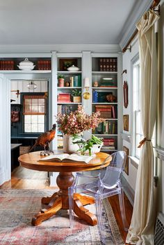 Home Tour // A Historic Colonial Revival in Delaware full of Charm and the Best Thrifted Finds — The Grit and Polish