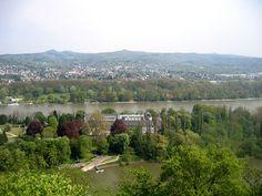 Rhein bei Rolandseck